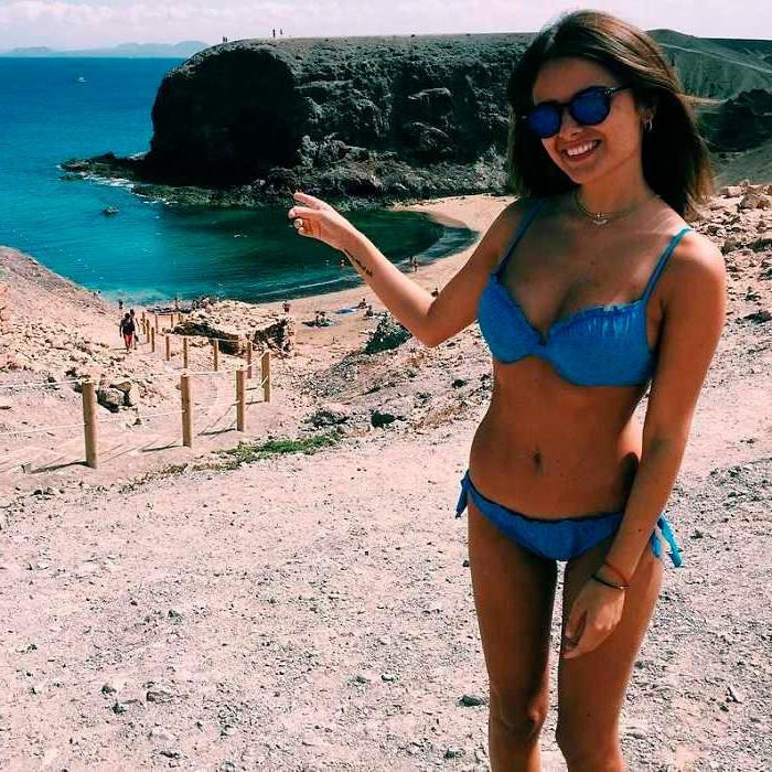 Alexia Rivas fotos bikini Instagram
