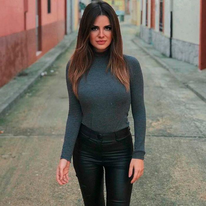 Alexia Rivas fotos sexys Instagram