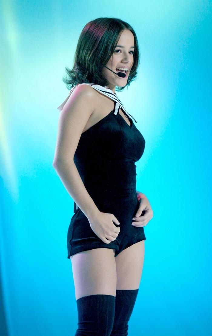 Alizée fotos sexys cantante francesa 4