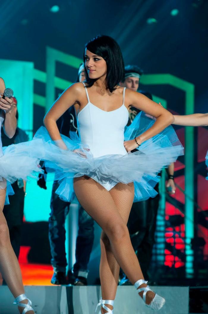 Alizée vestido tutú ballet