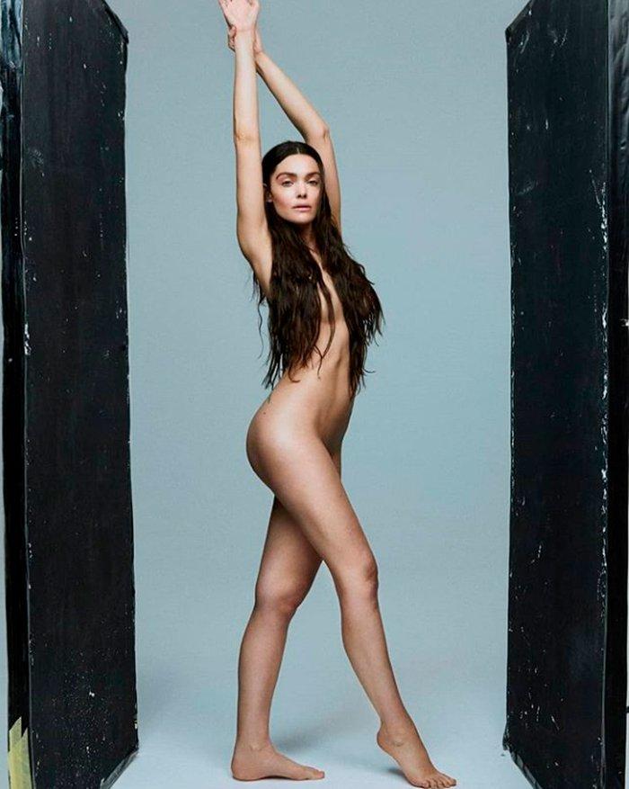 Ana Rujas desnudo artístico