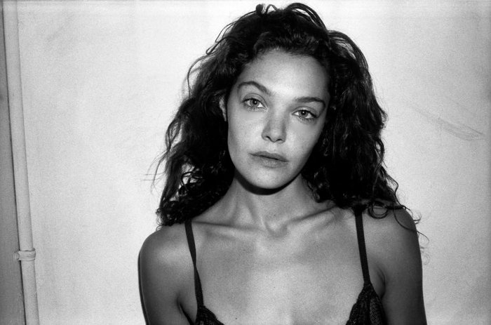 Ana Rujas doble modelo Lucia Guerra