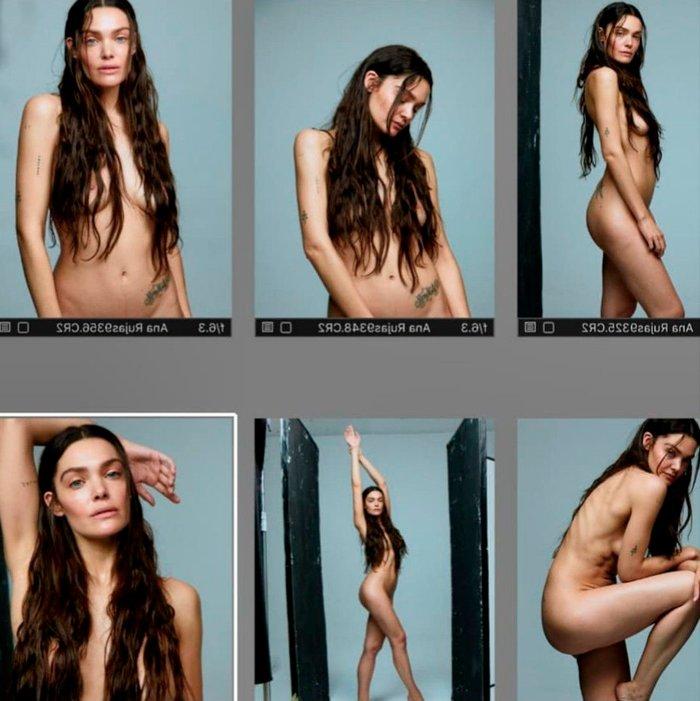 Ana Rujas fotos desnuda explícito
