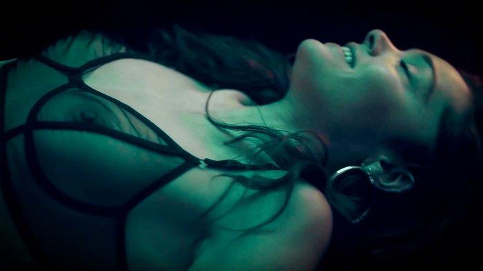 Ana Rujas lencería erótica película Diana Alejo Moreno 3