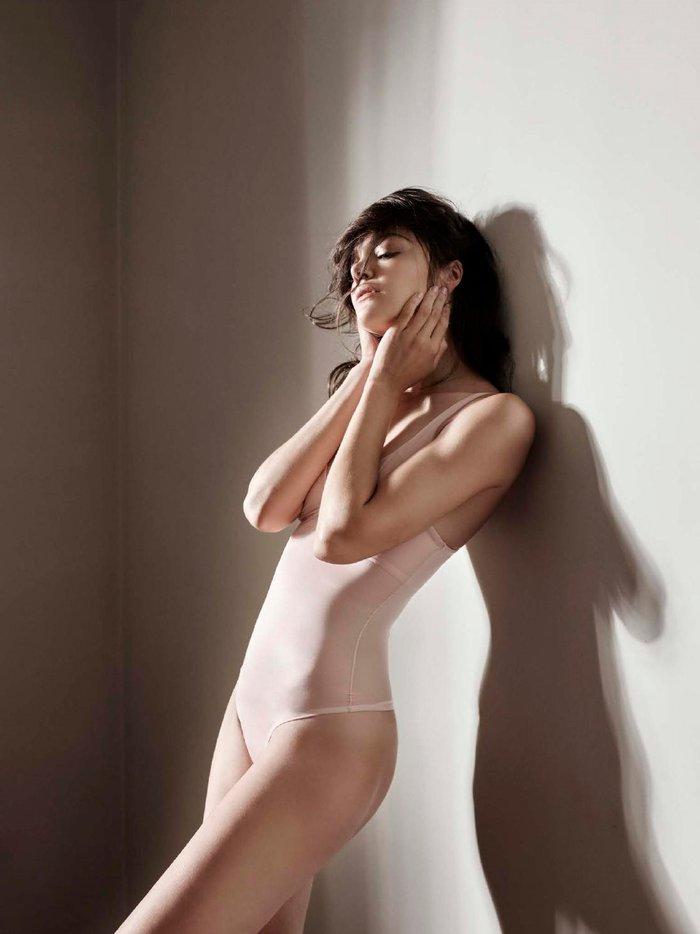 Ana Rujas sesión fotos eróticas lencería 7