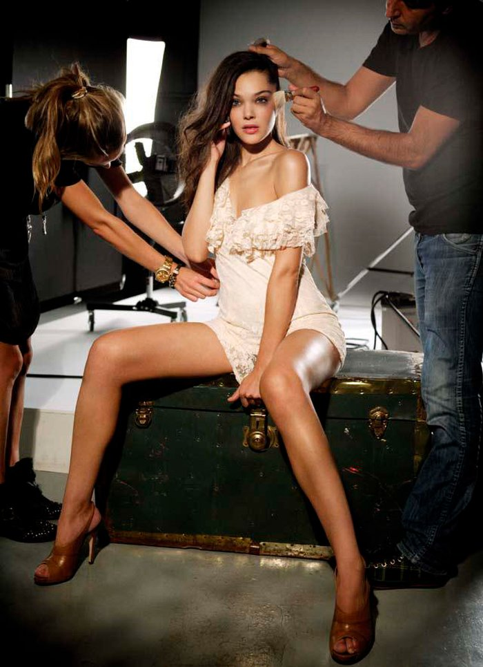 Ana Rujas sexy actriz española