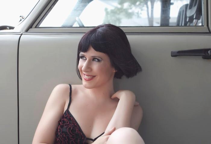 Lucía Quintana actriz madrileña