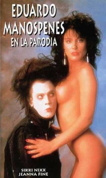Eduardo Manospenes Carátula Película Porno