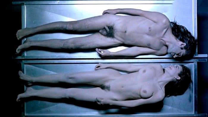 Leonor Watling desnudo explícito Jordi Mollá