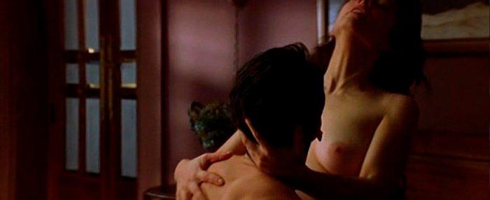 Leonor Watling escenas cama Deseo