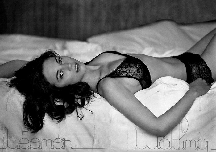 Leonor Watling fotos sexys lenceria erótica