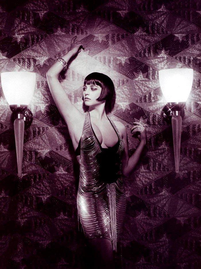 Leonor Watling posado erótico lencería 8