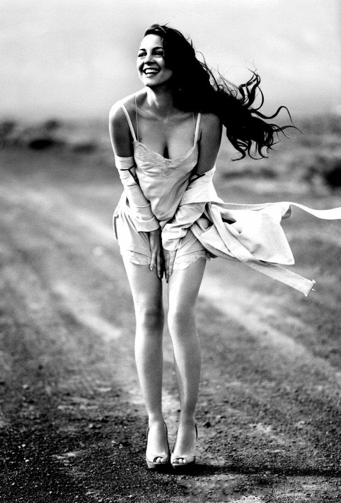 Leonor Watling posado moda erótico 2