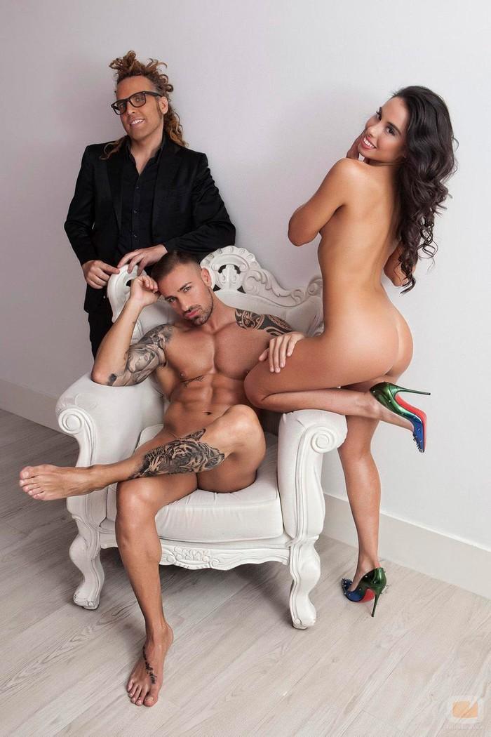 Macarena Millán fotos eróticas desnuda Torito