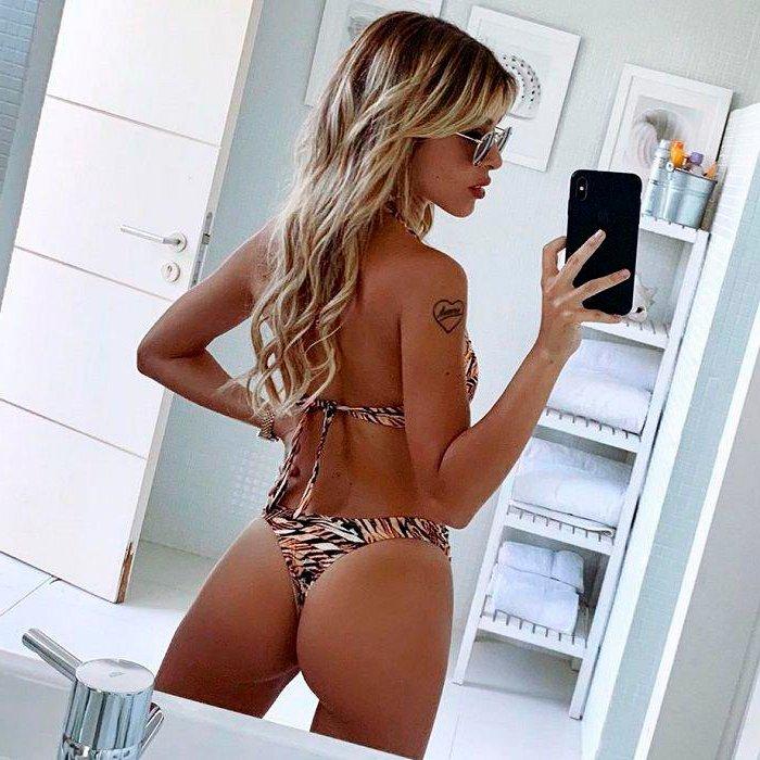 Oriana Marzoli fotos Instagram bikini espectacular cuerpo 7