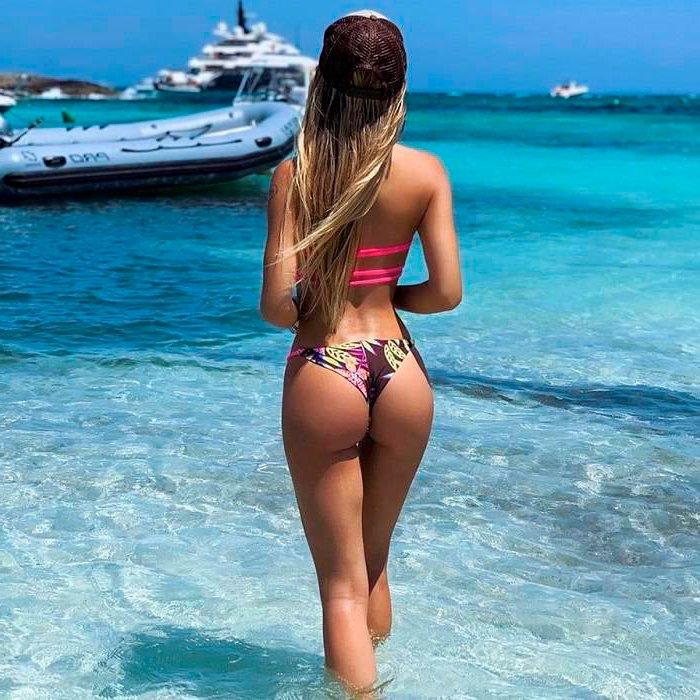 Oriana Marzoli fotos Instagram bikini espectacular cuerpo 8
