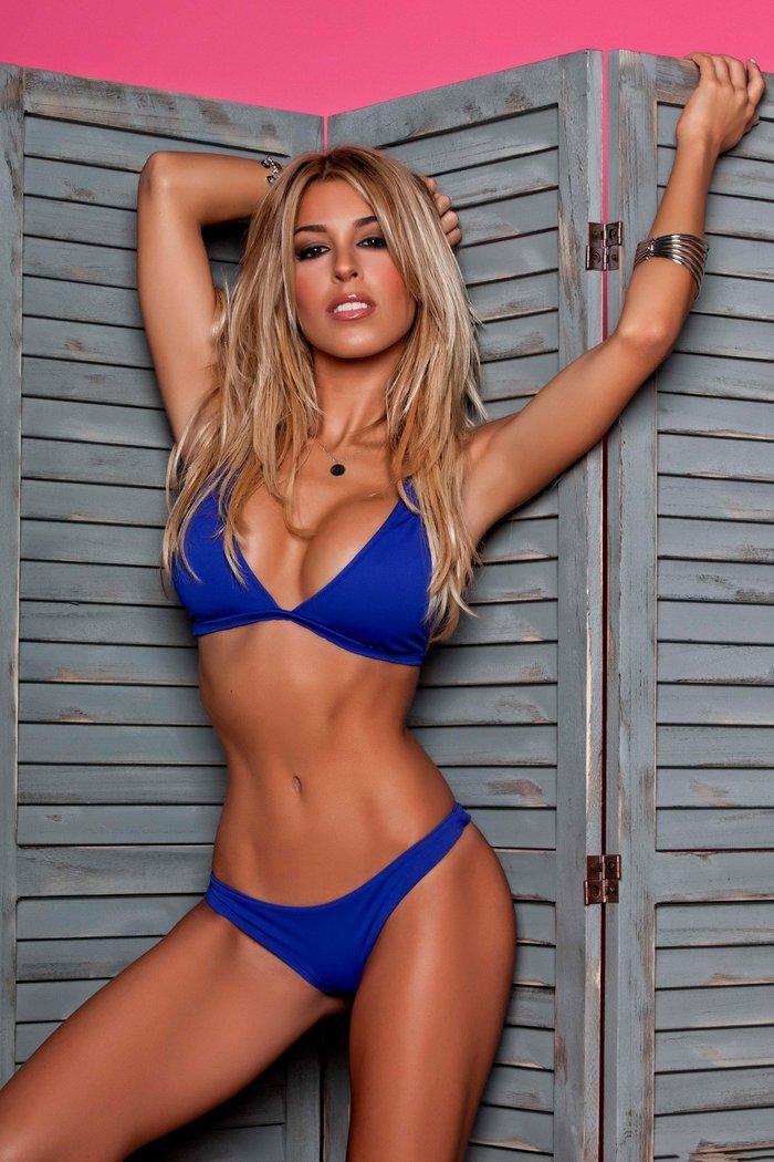 Oriana Marzoli fotos Instagram bikini espectacular cuerpo