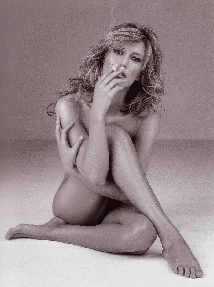 Raquel Meroño desnuda posado erótico