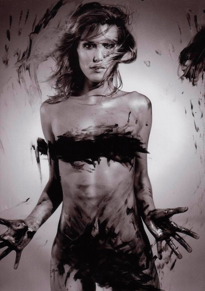 Raquel Meroño desnudo erótico artístico 2