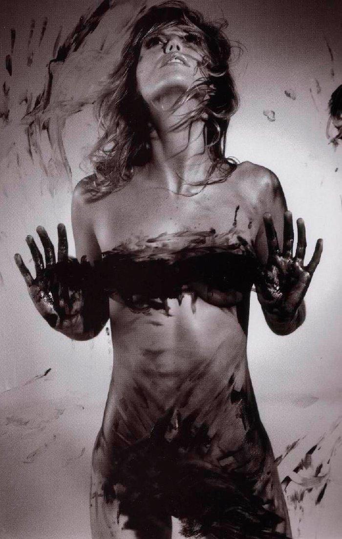 Raquel Meroño desnudo erótico artístico