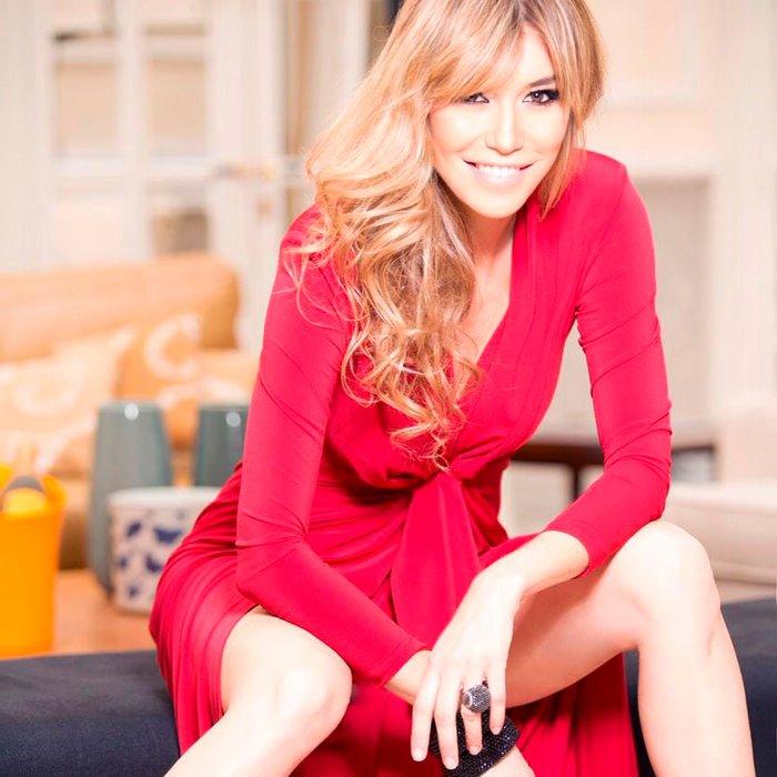 Raquel Meroño sexy modelo actriz presentadora española televisión 2