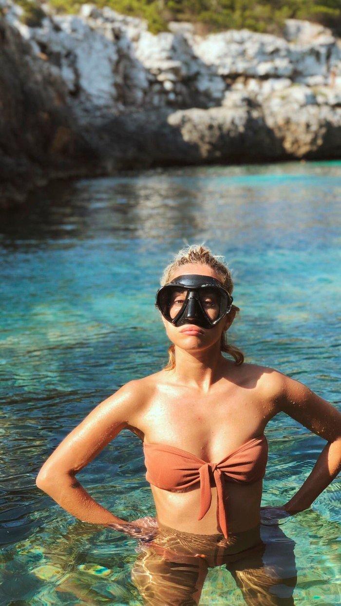 Silvia Alonso fotos Instagram bikini exhibicionista 5