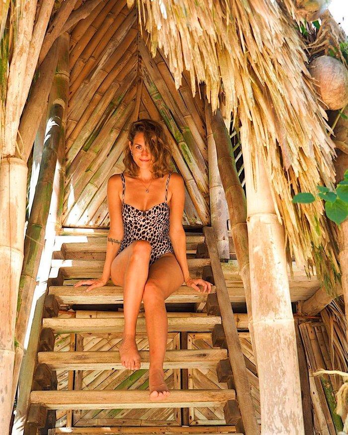 Silvia Alonso fotos Instagram bikini exhibicionista 8