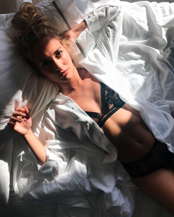 Silvia Alonso ropa interior lencería