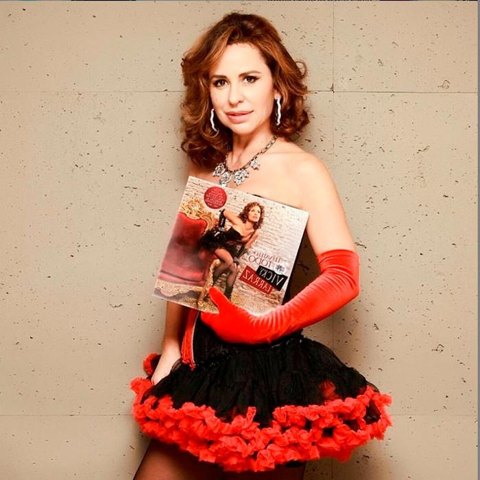 Vicky Larraz desnudo integral revistas fotos sin ropa