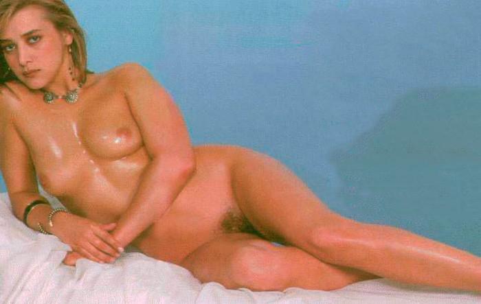 Amparo Larrañaga Desnuda Revista Interviu 2