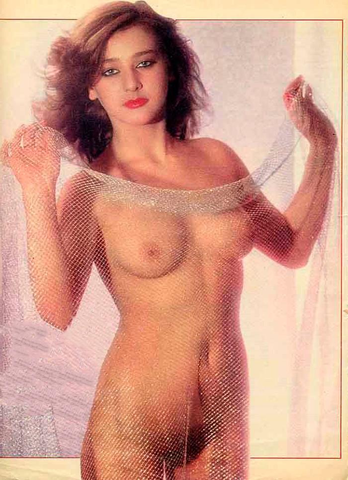 Amparo Larrañaga Desnuda Revista Interviu 3