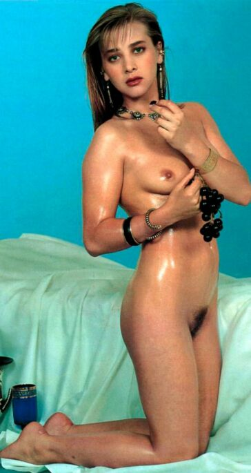 Amparo Larrañaga Desnuda Revista Interviu 4