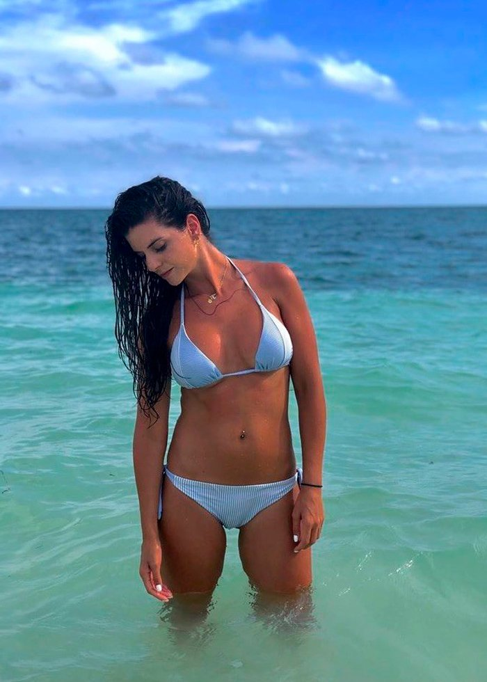 Ana Caldas Bikini Fotos Instagram 2