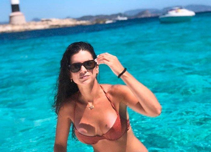 Ana Caldas Bikini Fotos Instagram 3