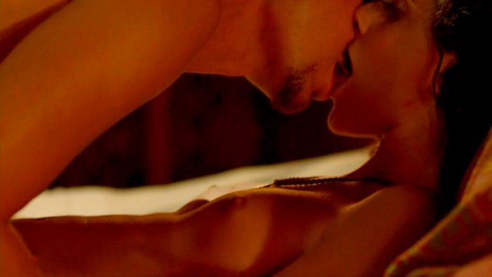 Ana Caldas Sexo Serie Capitan Alatriste