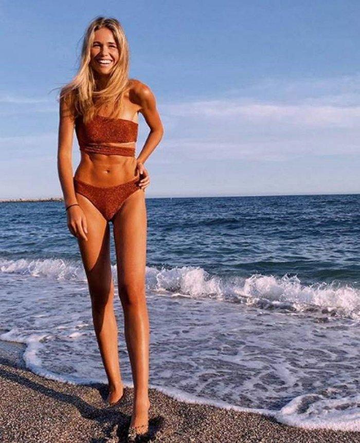 Ana Soria Espectacular Cuerpo Bikini