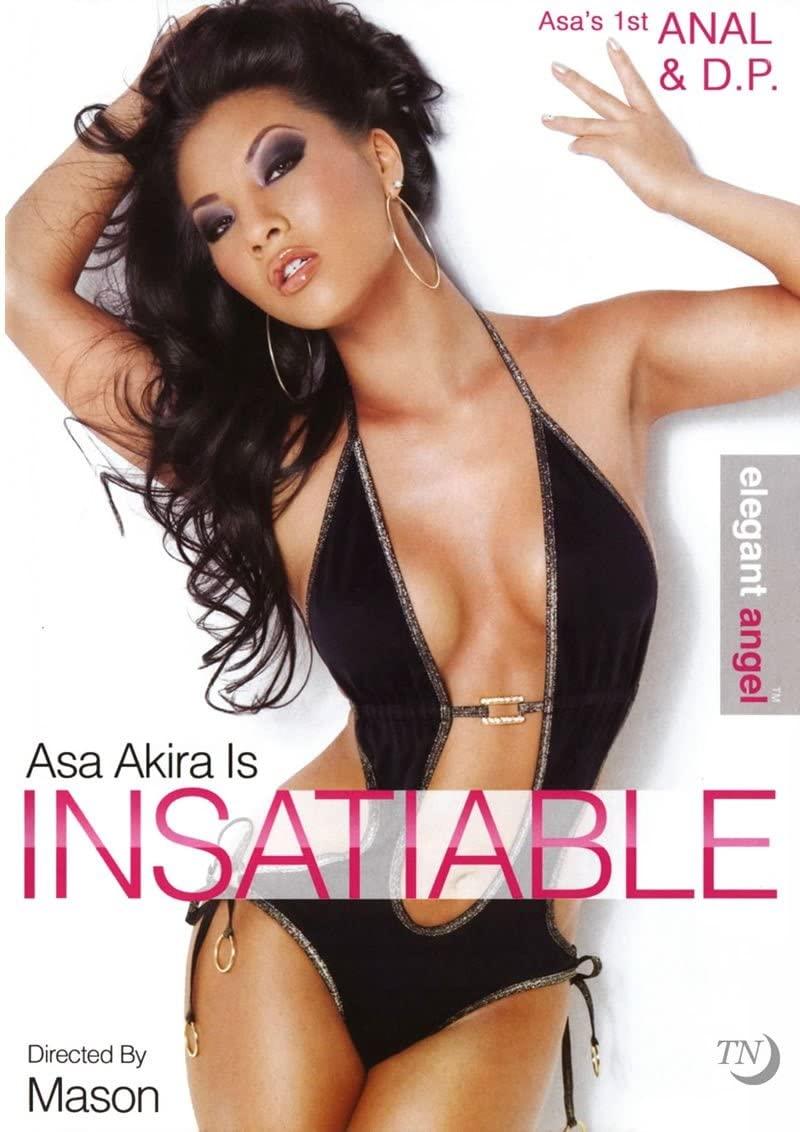 Asa Akira Insatiable Elegant Angel 6