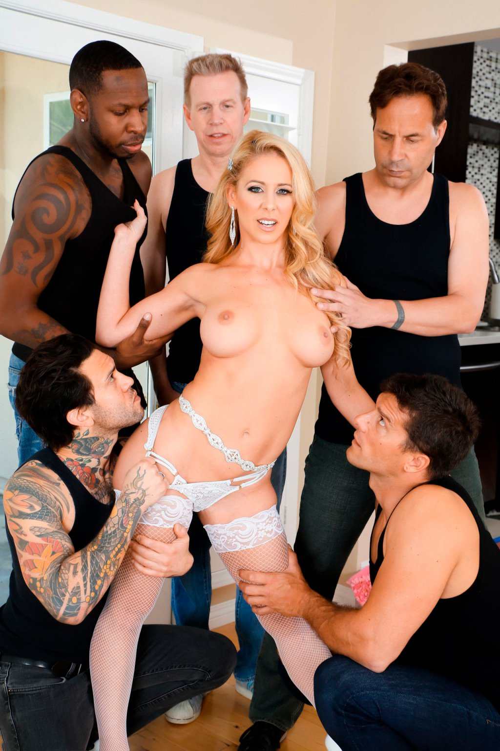 Cherie Deville Lewood Gangbang Battle Of The Milfs #02 3