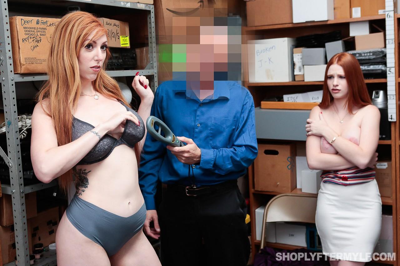 Lauren Phillips Scarlett Snow Shoplyfter 3