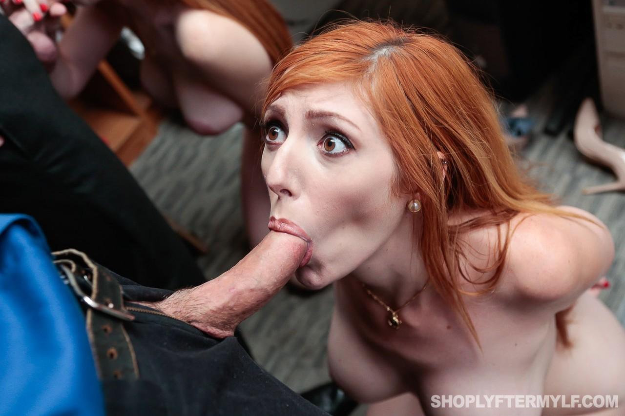 Lauren Phillips Scarlett Snow Shoplyfter 6