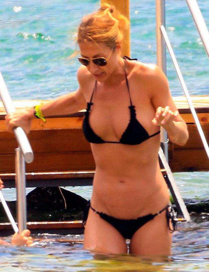 Mónica Pont Bikini Cuerpo Modelo Hot