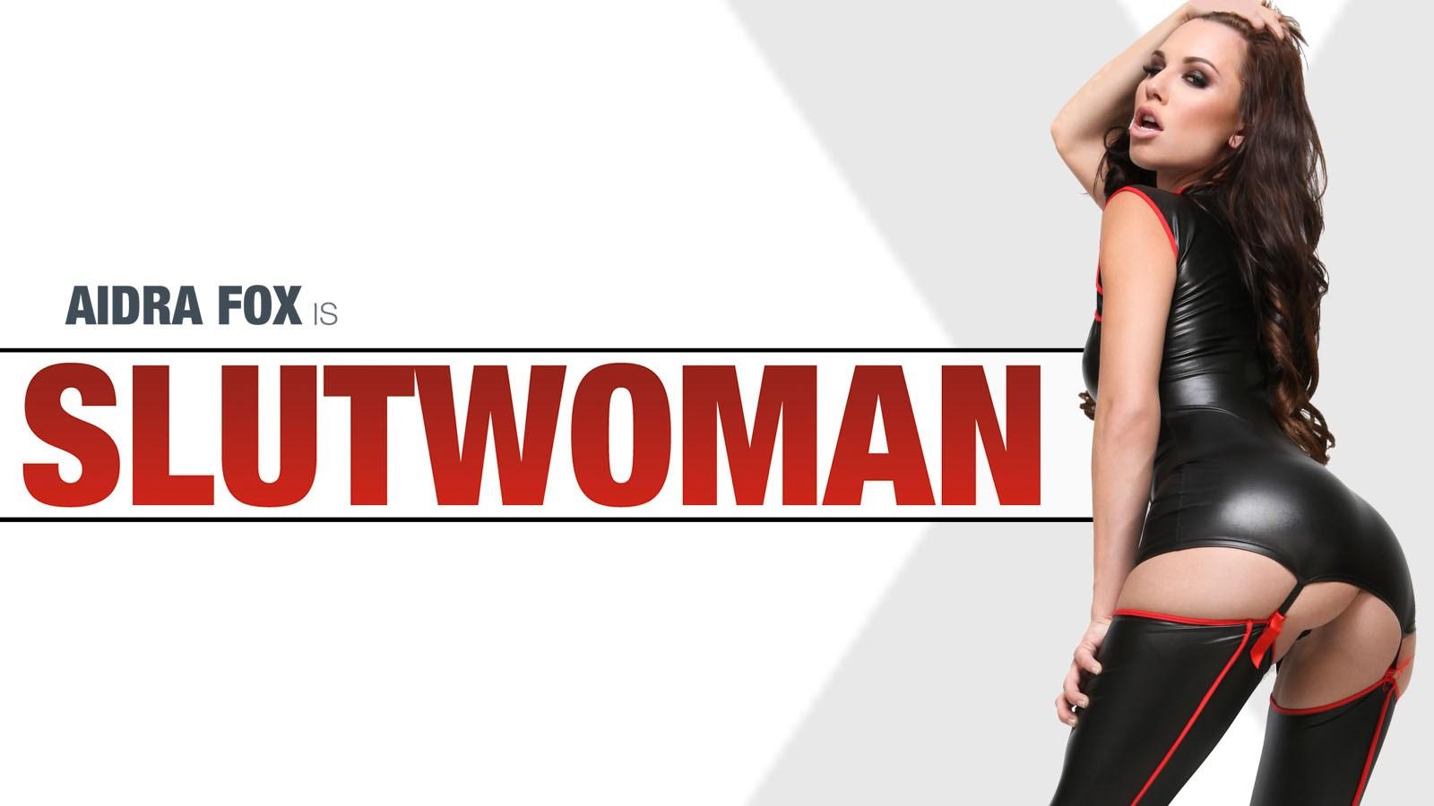 Aidra Fox Is Slutwoman (2015) Dvd