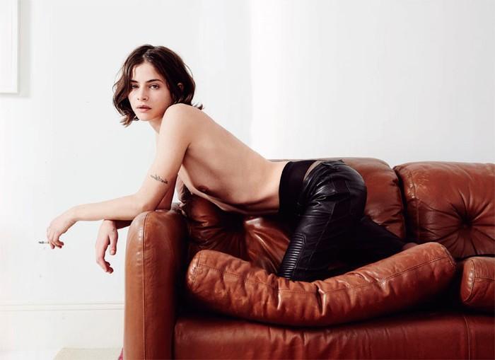 Alba Galocha Modelo Pasarela Fotos Sexys 5