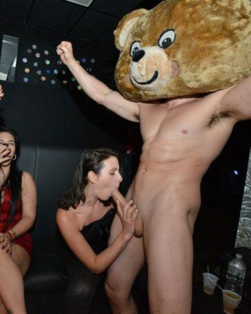 Dancing Bear Vida Stripper Masculino