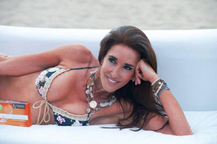 Elsa Anka Famosa Española Presentadora Televisión