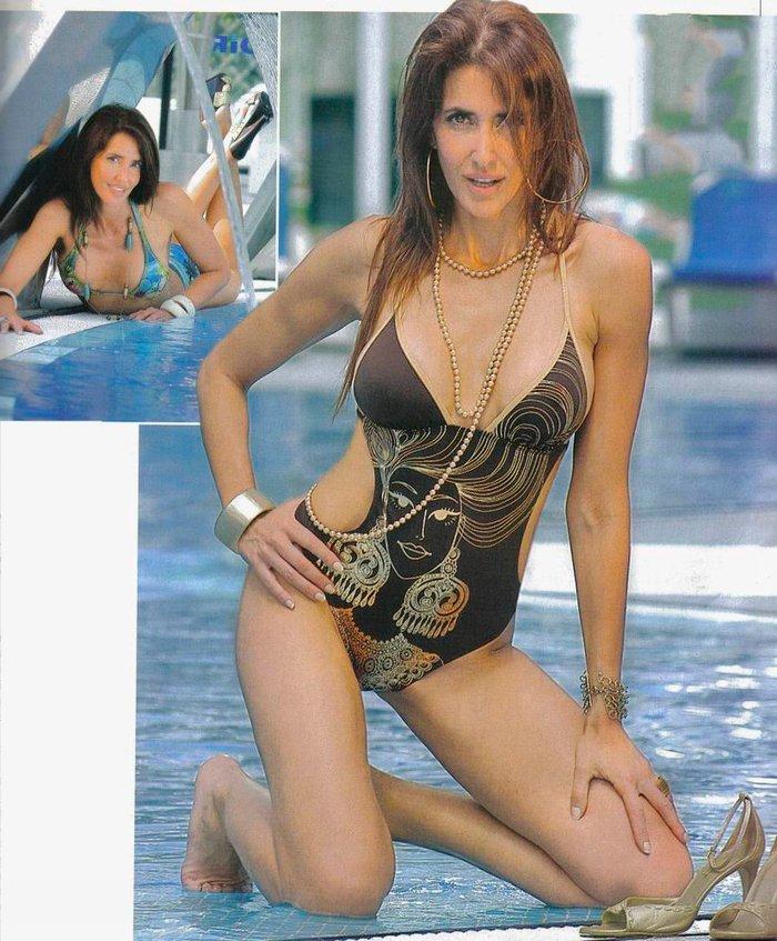 Elsa Anka Fotos Sexys Posado Bikini 3