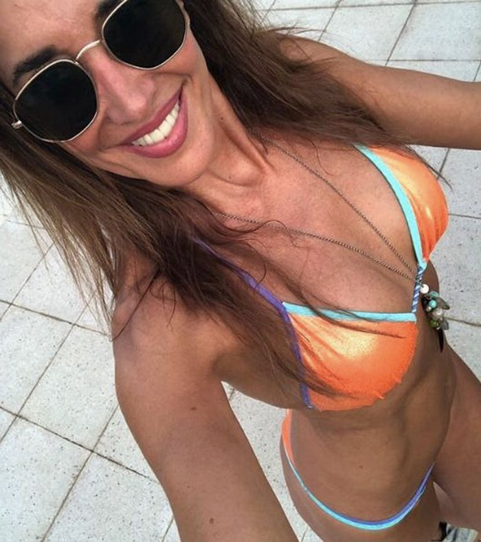 Elsa Anka Luce Abdominales Instagram