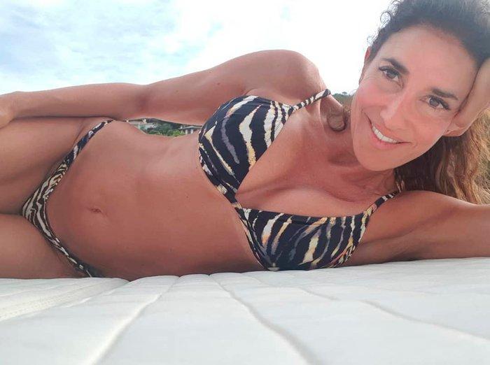 Elsa Anka Posados Veraniegos Sexys Bikini 2