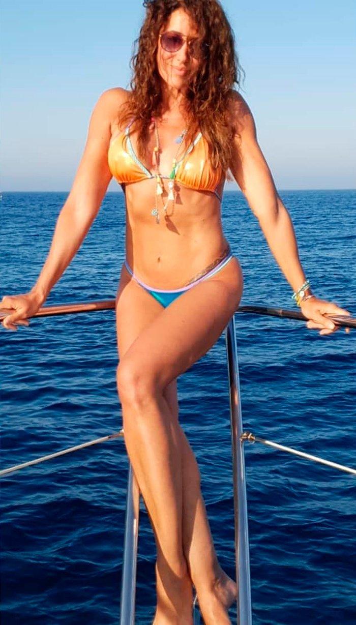 Elsa Anka Posados Veraniegos Sexys Bikini 3