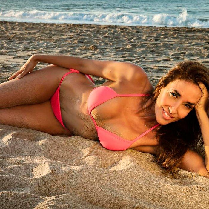 Elsa Anka Posados Veraniegos Sexys Bikini